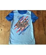Coupe Du Monde World Cup 1978 France Argentina Small Jersey Shirt FIFA V... - $30.39
