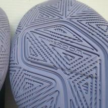 Nike Zoom Evidence II Shoes - 908976 - Black Lavender 105 - Size 14 - NEW image 8