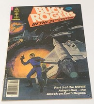 Gold Key Buck Rogers In The 25th Century Comic Book Part 3 of Movie Adap... - $11.65