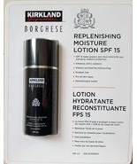 Kirkland Borghese Signature Replenishing Moisture Lotion SPF 15 - 3.4oz/... - $31.63