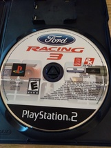 Sony PS2 Ford Racing 3~COMPLETE image 3