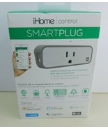 iHome Control SmartPlug # iS6XC Wi-FI Smart Home Automation Alexa Compat... - $17.81