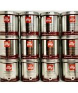 Illy Intenso Bold Roast 100% Arabica Espresso Ground Coffee 4.4 oz ( Pac... - $108.89