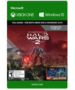 Halo Wars 2:Ultimate Edition PC Win 10/xbox ONE... - $62.44