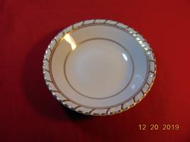 "5 1/8"" Fruit/Dessert (sauce) Bowl, from Johnson Bros., in the Belmont Pattern. - $10.99"