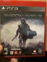 Middle-earth: Shadow of Mordor - Playstation 3 Game - $8.89