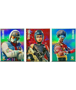 HOT  FORTNITE CARDS 1ST SERIES PANINI YOU PICK HOLO FOIL OR CRACKED ICE! - $119.95