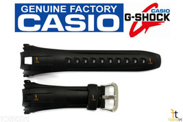 CASIO G-3011 G-Shock 24mm Black Rubber Watch BAND Strap G-3010 G-3000 G-3001F - $44.95