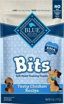 Blue Buffalo Bits Tasty Chicken Natural Soft-Moist Training Treats - $19.99