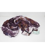Frosting by Mary Norton Rayon Loop Scarf Wrap One Size w/Tags - $47.49