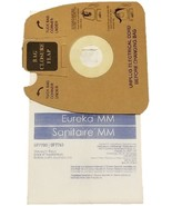 120 Eureka MM Mighty Mite 3670 3680 Canister Vacuum Bags Sanitaire Profe... - $69.99