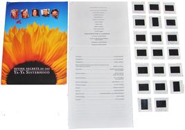 2002 YA-YA SISTERHOOD Movie PRESS KIT Folder, 20 Slide Captions, Product... - $29.99
