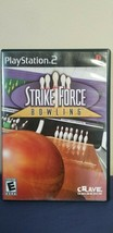 Strike Force Bowling (Sony Playstation PS2, 2004) Game - $6.92
