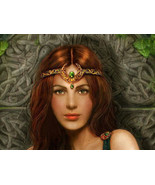 Messages from Celtic Goddesses - $5.00