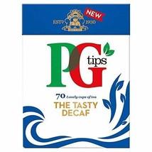 PG Tips Decaf 70 Ct Tea Bags - 2 Pack - $25.25