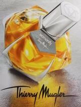 Womanity by Thierry Mugler 20 YEARS Eau de Parfum 1 oz 30 ml RARE Perfum... - $129.99