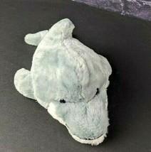 """Webkinz Bottlenose Dolphin Plush HM220 Ganz Gray White No Code 11"""" #A8 - $9.89"""