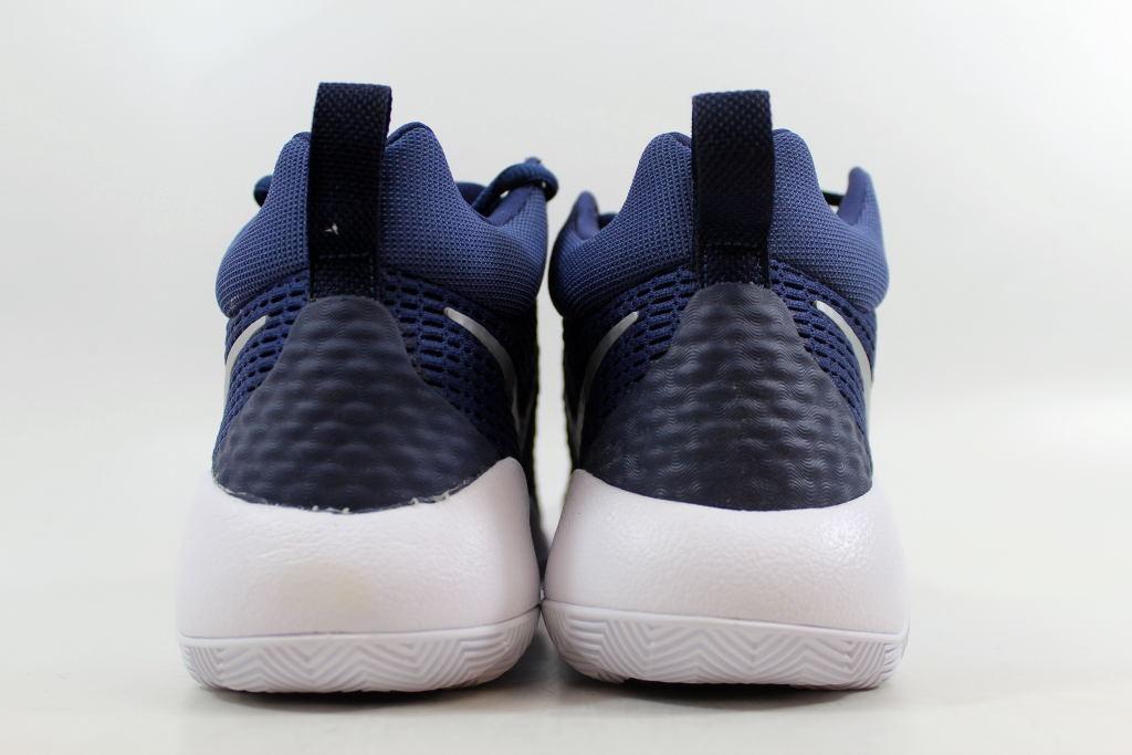 2cbda87dbb0e ... Nike Zoom Rev TB Midnight Navy Metallic Silver 922048-401 Men s ...