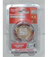 Milwaukee 49569210 Big Hawg Carbide Teeth Nail Embedded Wood - $23.99