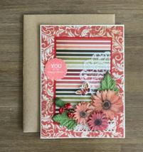 Birthday card for best friend, Romantic greeting card for boyfriend, Scr... - $9.99