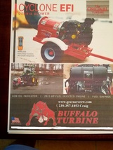 Cyclone Blower Debris / Leaf  Tow Behind Commercial - $9,700.00