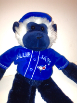 Toronto Blue Jays Plush Jersey Rally Monkey by Forever Collectibles    - $25.00
