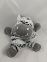 "Koala Baby Zebra Rattle Plush 6"" Stuffed Animal toy - $6.95"