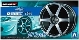 Aoshima Bunka Kyozai 1/24 Tuned Parts Series No.46 AVS Model T 6 19 Inch... - $22.00