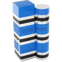 Yves Saint Laurent Rive Gauche Perfume 3.3 Oz Eau De Toilette Spray image 1