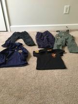 Toddler Boys Mixed Lot Of 5 Sz 2T Top Shirt Pants Jeans Bib Overalls - $94.50