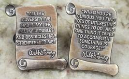 Disney Pins Walt Disney Scroll Quote  - $24.75