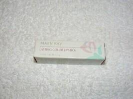 Nib Mary Kay Cosmetics Lasting Color Lipstick Plum Blossom # 4862 - $10.99