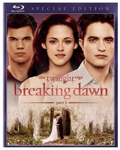 The Twilight Saga: Breaking Dawn - Part 1 (Blu-ray Disc, 2012)