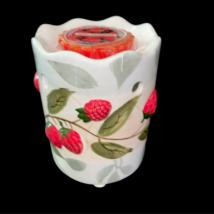 Yankee Candle Tart Burner Warmer Summer Berries Strawberry - $24.99