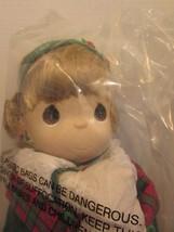 "Precious Moments 2000 christmas carol stocking  Doll  13"" - $31.19"
