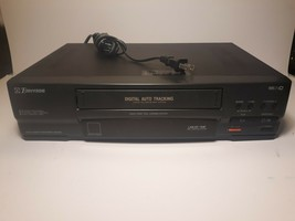Emerson Model: VCR1500 Vcr Vhs Player/Recorder See Description Powers On - $12.19