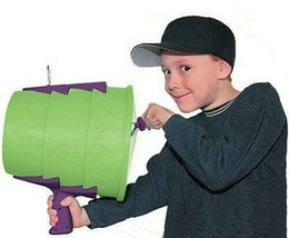 Green AirZooka Bazooka Blaster Fun Gun Air Zooka Launcher Kids Toy Cannon - $24.19