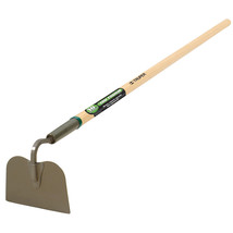 Truper Tools Steel/wood Tru Tough Welded Garden Hoe 54 Inch 755625016836 - $26.18