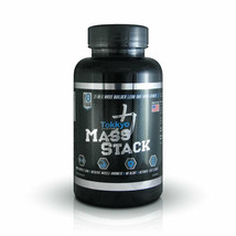 Tokkyo Nutrition MASS STACK 2-in-1 Lean Mass Builder, 60 Capsules, New - $39.99