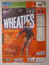 MT WHEATIES Box 2004 18oz CARLY PATTERSON Gymnastics [Z202a2] - $6.32