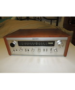 Sony STR-6045 AM/FM Stereo Receiver (1971) Working - $87.33