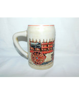 1991 Budweiser Clydesdales Training Hitch Stein 5 1/2 Inches Tall - $15.99