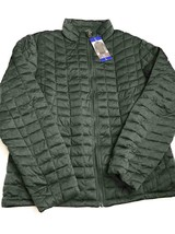Ben Sherman Men's Quilted Lightweight Packable Puffer Coat Large NEW image 2