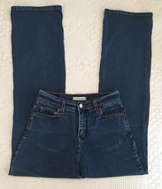 Levi's 512 Perfectly Slimming Boot Cut Distressed Jeans Size 6 M (26 x 31)  - $14.95