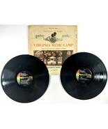 Virginia Music Camp Festival of Music 1972 Double LP Shenandoah Chorus C... - $28.98
