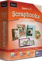 SERIF CRAFT ARTIST SCRAP BOOKS. BRAND NEW RETAIL BOX.   FAST / FREE SHIP... - $10.84