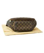 LOUIS VUITTON Damier Ebene Melville Bum Bag N51172 LV Auth sa2103 - $920.00