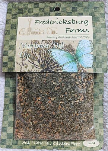 Fredericksburg Farms All Natural And Gluten Free Mariposa Dill Dip