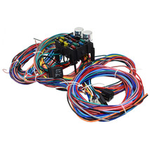 12 Circuit Street Hot Rat Rod Custom Universal Color Wiring Wire Kit XL WIRES image 2
