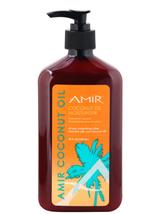 Amir Coconut Oil Body Moisturizer, 18oz